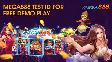 mega888 you can try small betting games